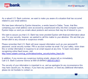 USBank email compromised   Marcus' Tech News Blog